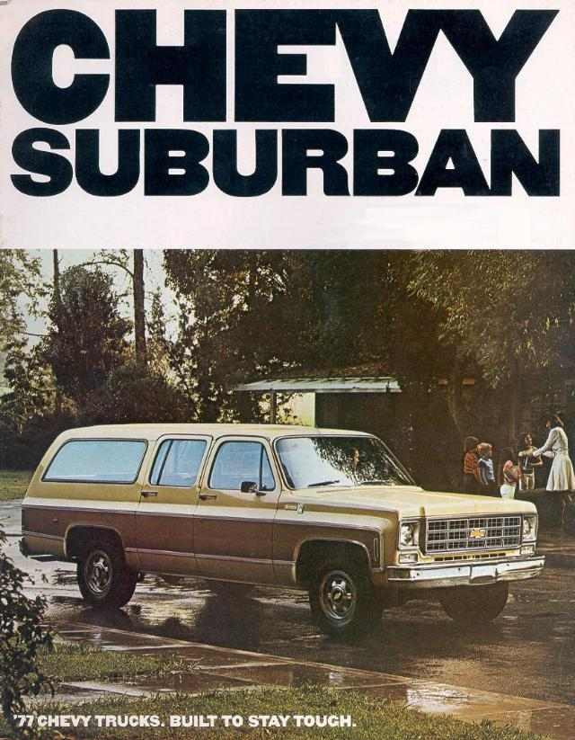 2007 Suburban Woody - Page 3